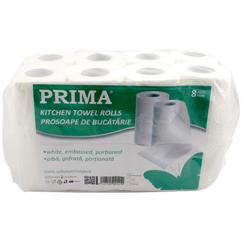 Rola Hartie Prosop Bucatarie - Prima Kitchen Towel Roll 22 cm x 18 m esteto.ro