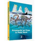 Aventurile lui Fram la Polul Nord - C.S. Baiu, editura Neverland