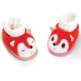 Set Cadou Papucei de Bebeluși în cutie, Alice vulpița - Lilliputiens