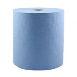 Rola Hartie Prosop Albastra - Prima Blue Towel Tissue Paper Roll 20 cm x 160 m