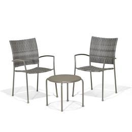 Imagine indisponibila pentru Set mobilier gradina Sunshine, masa + 2 scaune