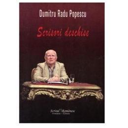 Scrisori deschise - Dumitru Radu Popescu, editura Scrisul Romanesc