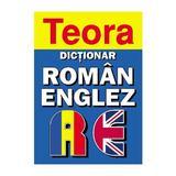 Dictionar Roman Englez de buzunar ed. 2012, editura Teora