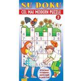 Sudoku cel mai modern puzzle 2, editura Teora