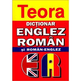 Dictionar englez-roman - mic - Andrei Bantas, editura Teora