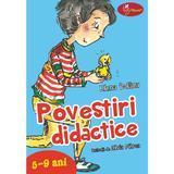 Povestiri didactice 5-9 ani - Elena Bolanu, editura Cartea Romaneasca