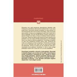 Riscurile Parentingului Competitiv - Tanith Carey, editura Polirom