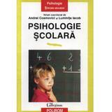 Psihologie Scolara - Andrei Cosmovici, editura Polirom
