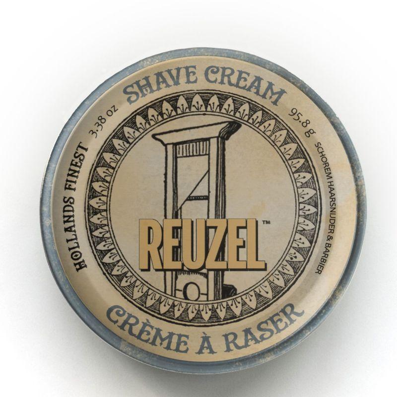 Crema pentru Barbierit - Reuzel Shave Cream 95,8 gr imagine produs