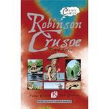 Robinson Crusoe (Ro + Eng) - Daniel Defoe, editura Koob