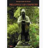 Preceptele lui Confucius - Georges Soulie de Morant, editura Antet