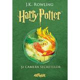 Harry Potter si Camera secretelor - J. K. Rowling, editura Grupul Editorial Art