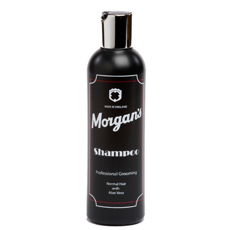 Sampon Barbatesc cu Aloe Vera - Morgan's Shampoo Professional Grooming 250 ml imagine