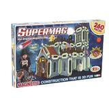 Jucarie Cu Magnet Castel - Supermag 3D