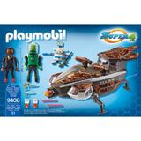 Super 4 - Nava Martienilor - Playmobil