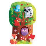 Primul Meu Puzzle - Padure - Montessori - Headu