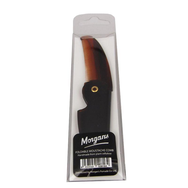 Pieptan Mic pentru Mustata - Morgan's Foldable Moustache Small Comb imagine produs