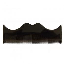 Pieptan pentru Barba si Mustata - Morgan's Grey Moustache Comb