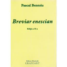 Breviar enescian - Pascal Bentoiu, editura Grafoart