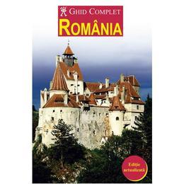 Ghid complet Romania, editura Aquila
