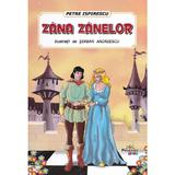 Zana Zanelor - Petre Ispirescu (ilustratii De Serban Andreescu)