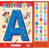 Carte cu sunete: Alfabet + poezii - Inesa Tautu, editura Dorinta