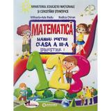 Matematica cls 3 sem.1+ sem.2 + CD - Mihaela-Ada Radu, Rodica Chiran, editura Aramis
