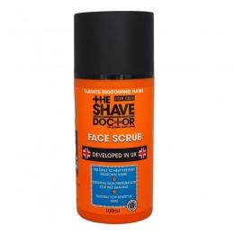 Lotiune Pentru Fata The Shave Doctor Face Scrub 100 Ml
