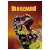 Dinozauri - Atlas Ilustrat Bilingv Roman - Englez, editura Aquila