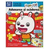 Happy Mat - Adunarea Si Scaderea 6-7 Ani, editura Girasol