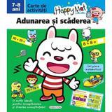 Happy Mat - Adunarea Si Scaderea 7-8 Ani, editura Girasol