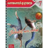 Jurnalul meu scolar - Clasa 7 - Matematica si stiinte Ed.2 - Florin Antohe, editura Paralela 45