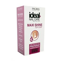 Lac de unghii Ingrid Maxi Shine Top Coat, 7 ml