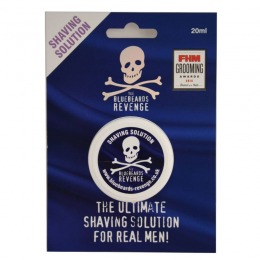 Lotiune Pentru Barbierit The Bluebeards Revenge The Ultimate Shaving Solution 20 Ml
