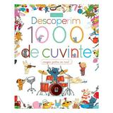 Descoperim 1000 De Cuvinte (larousse), editura Rao