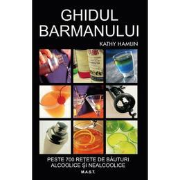 Ghidul Barmanului - Kathy Hamlin