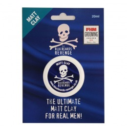 Ceara Mata Cu Fixare Medie The Bluebeards Revenge Matt Clay 20 Ml