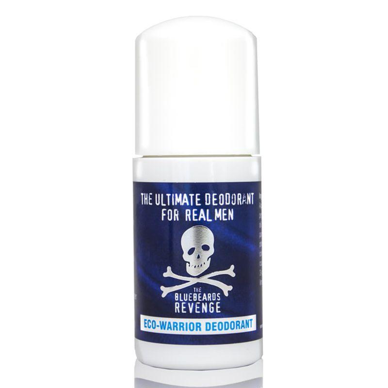 Deodorant Roll-On - The Bluebeards Revenge Eco-Warrior Deodorant 50 ml poza