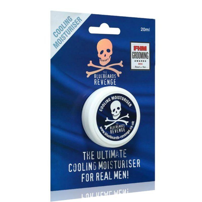 Crema Hidratanta pentru Fata - The Bluebeards Revenge The Ultimate Cooling Moisturiser 20 ml imagine produs