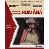 Romana Cls 12 - Nicolae Manolescu, editura Sigma