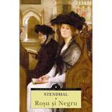 Rosu si negru - Stendhal, editura Corint