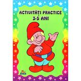 Activitati practice 3-5 ani - editura Nicol