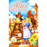 Alice in Tara Oglinzilor Lewis Carroll - editura Nicol
