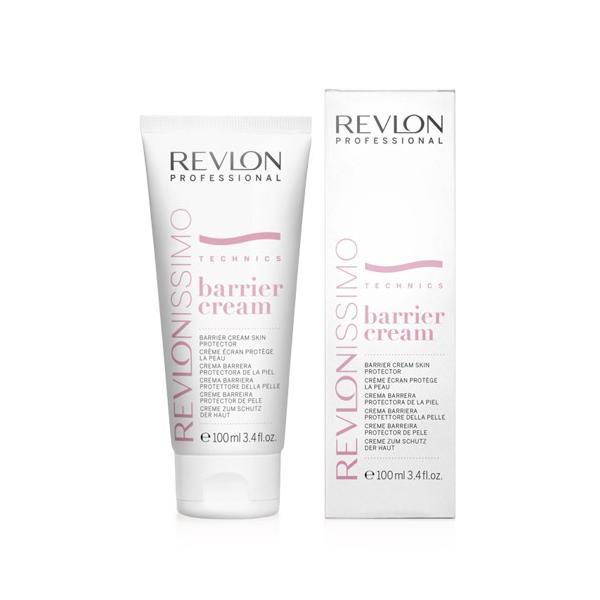 Crema de Protectie a Pielii in Timpul Vopsirii - Revlon Professional Revlonissimo Technics Barrier Cream Skin Protector, 100ml imagine produs