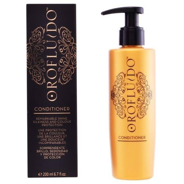 Balsam pentru Par Natural sau Vopsit - Revlon Professional Orofluido Conditioner for Natural or Coloured Hair, 200ml imagine produs
