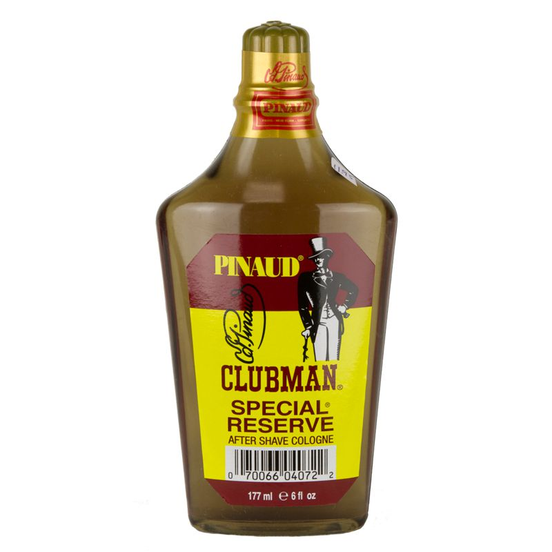 Lotiune dupa Barbierit - Clubman Pinaud Special Reserve After Shave Cologne 177 ml poza