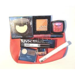 Set cadou machiaj produse cosmetice NYX - Must have