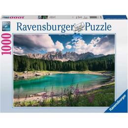 Puzzle Dolomitii, 1000 Piese - Ravensburger