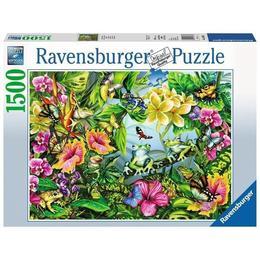 Puzzle Gaseste Broscutele, 1500 Piese - Ravensburger