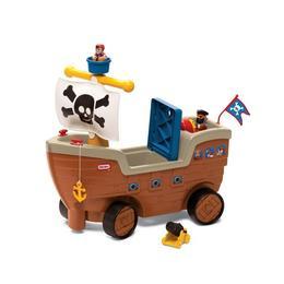 Barca Piratilor - Joaca-te si Plimba-te - Little Tikes